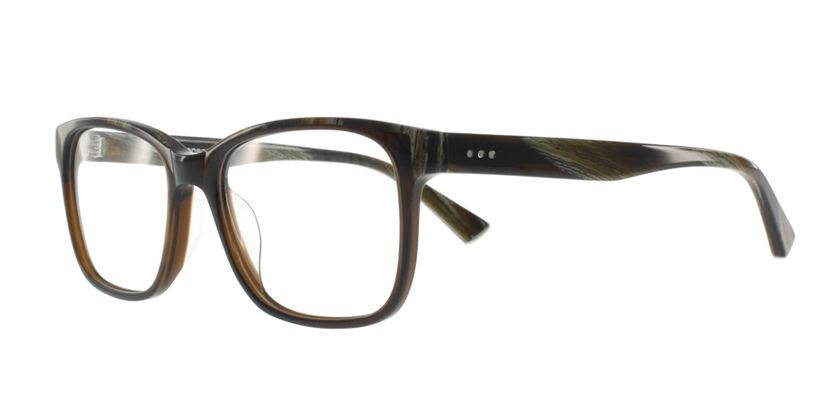 Anson Benson MT2438F004 Eyeglasses - 45 Degree View