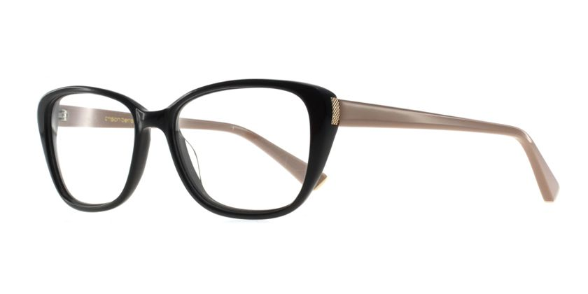 Anson Benson MT2442F001 Eyeglasses - 45 Degree View