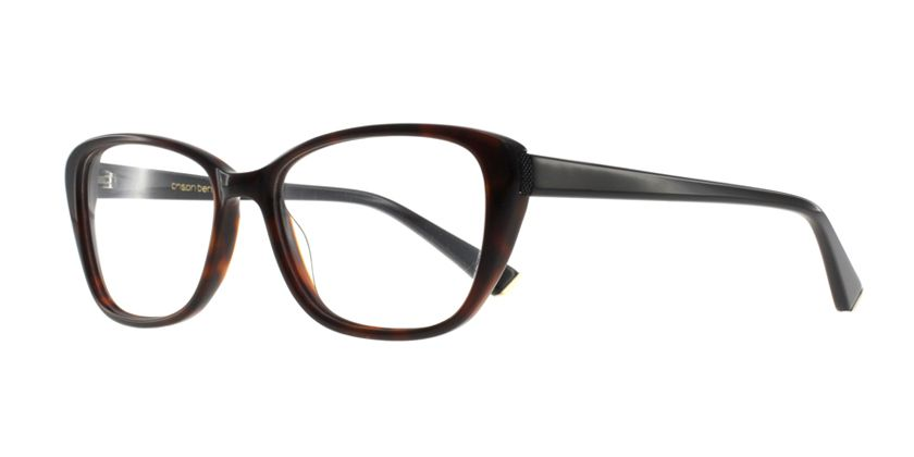 Anson Benson MT2442F002 Eyeglasses - 45 Degree View
