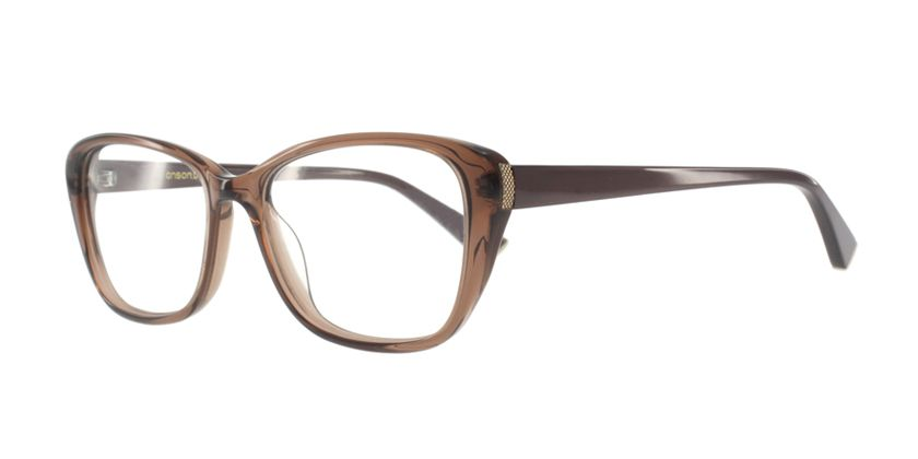 Anson Benson MT2442F040 Eyeglasses - 45 Degree View