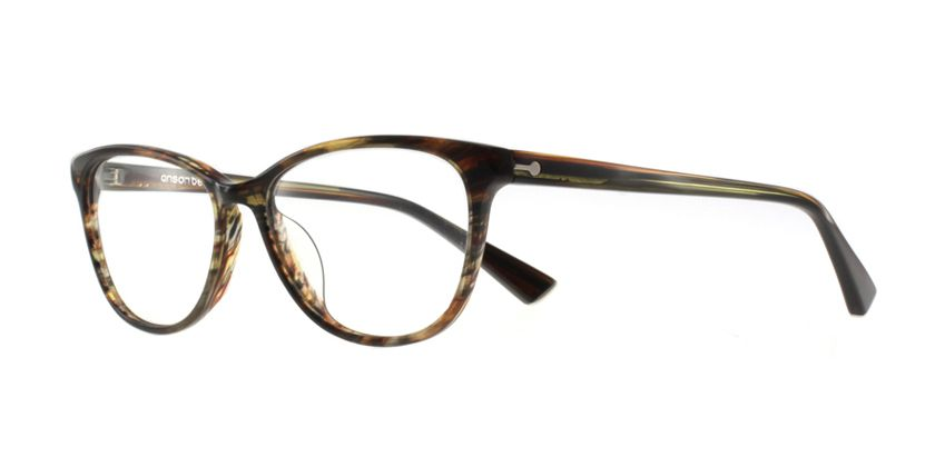 Anson Benson MT2448F0426 Eyeglasses - 45 Degree View