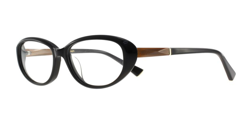 Anson Benson MT2453F001 Eyeglasses - 45 Degree View