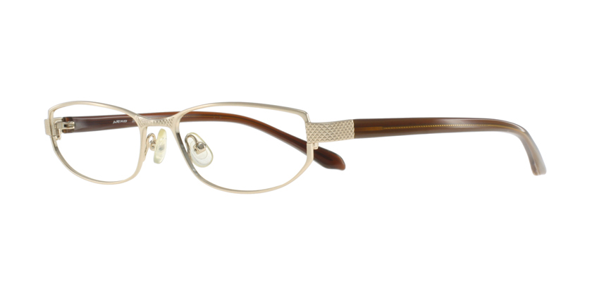 Ariko A2262 Eyeglasses - 45 Degree View