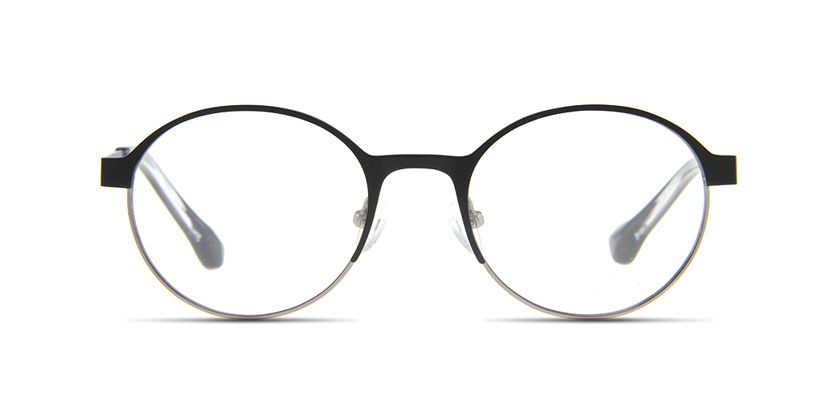 Below the Fringe BF1030F001 Eyeglasses - Front View