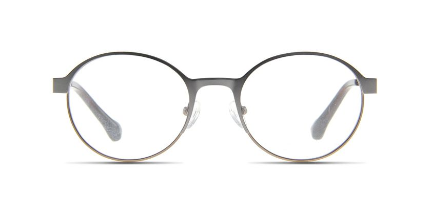 Below the Fringe BF1030F102 Eyeglasses - Front View