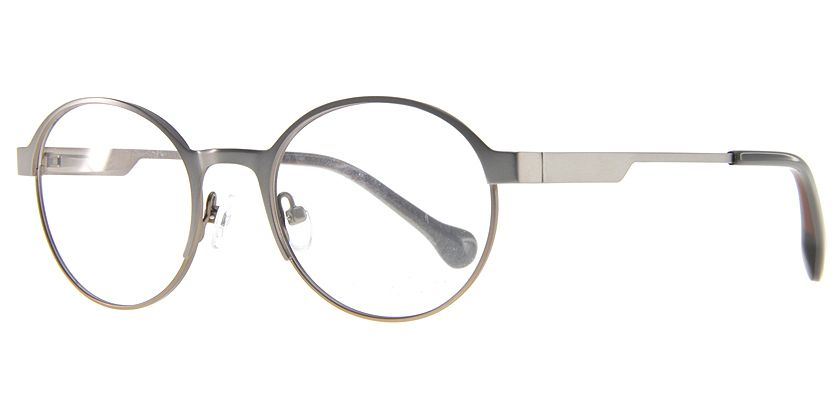 Below the Fringe BF1030F102 Eyeglasses - 45 Degree View