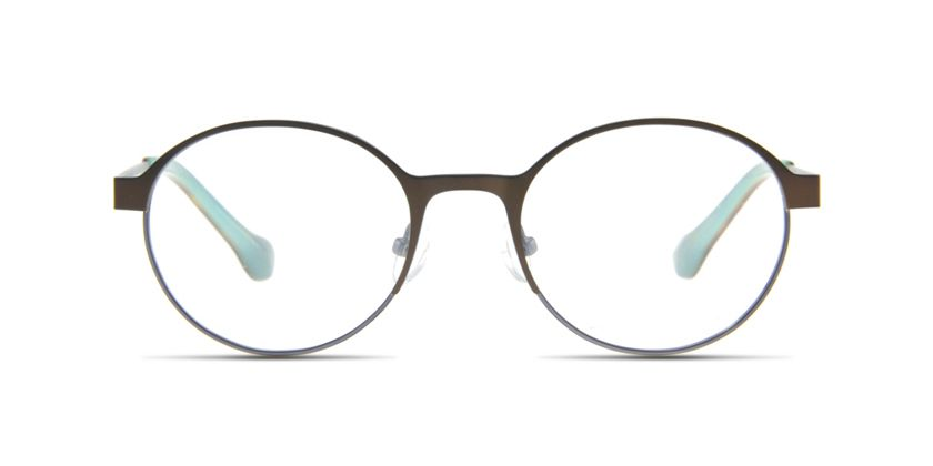 Below the Fringe BF1030F202 Eyeglasses - Front View
