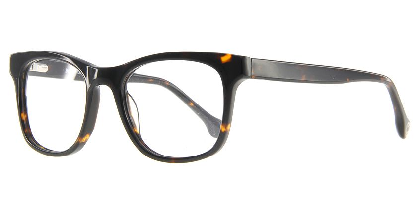 Below the Fringe BF1041F002 Eyeglasses - 45 Degree View