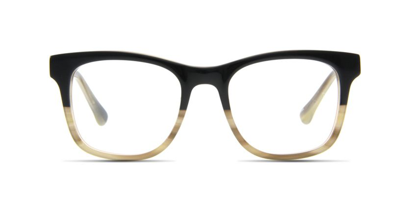 Below the Fringe BF1041F132 Eyeglasses - Front View