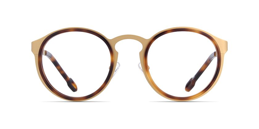 Below the Fringe BF1063F003 Eyeglasses - Front View