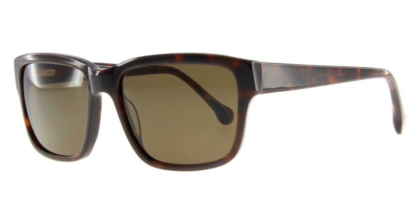 Below the Fringe BF2001S002 Sunglasses - 45 Degree View