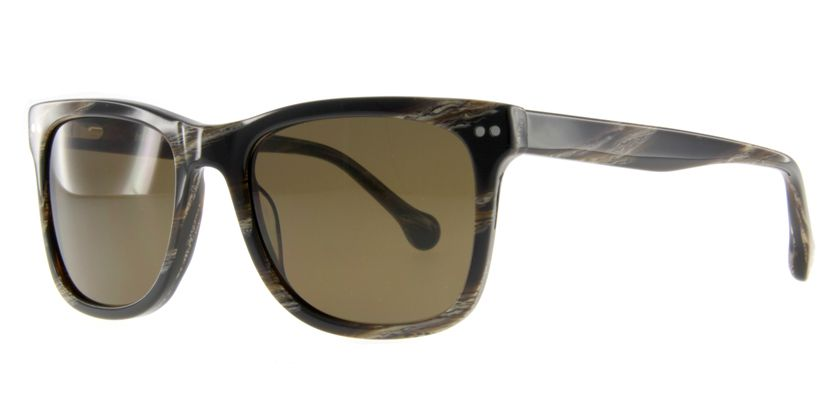 Below the Fringe BF2002S042 Sunglasses - 45 Degree View