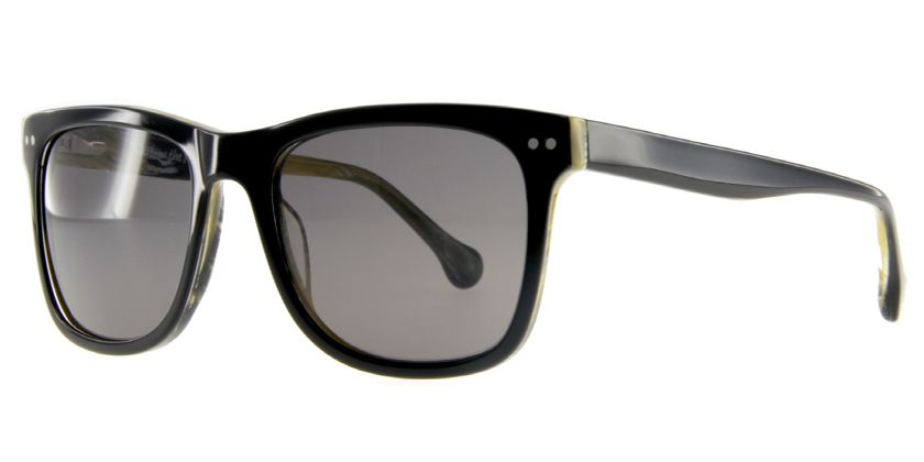 Below the Fringe BF2002S142 Sunglasses - 45 Degree View