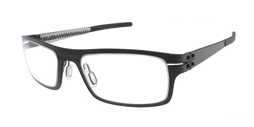 Blac BCBAILGLASSFIBER Eyeglasses - 45 Degree View