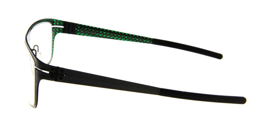 Blac BCBOMBORABK Eyeglasses - Side View
