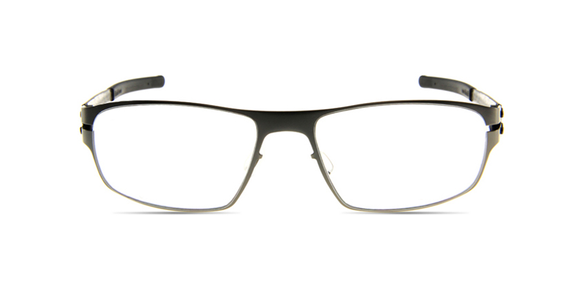Blac BCMALMEDYGUNGY Eyeglasses - Front View
