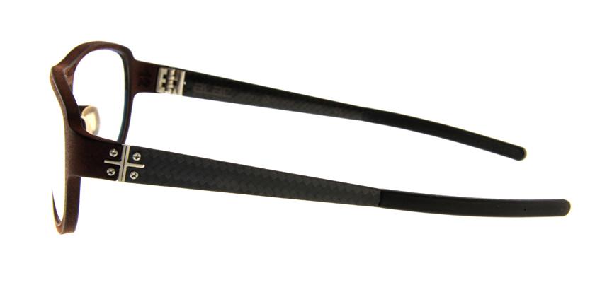 Blac BCPLUS12BROWN Eyeglasses - Side View