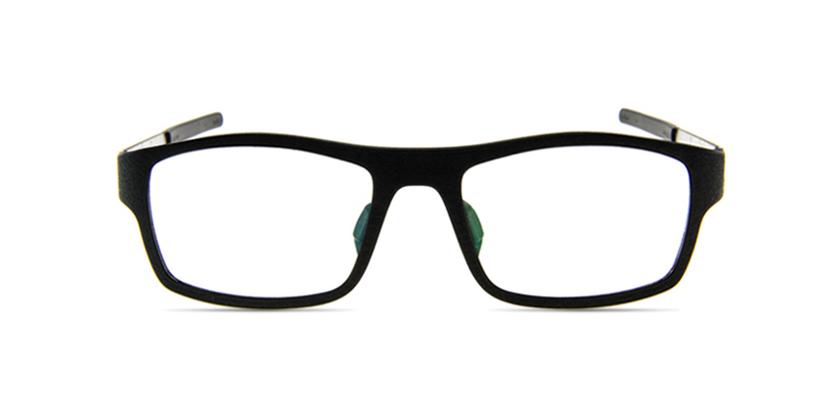 Blac BCPLUS14BLACK Eyeglasses - Front View