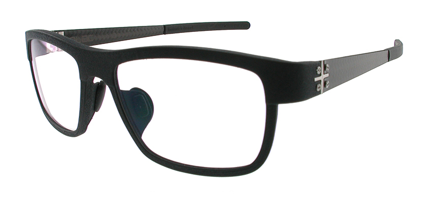 Blac BCPLUS23BLUE Eyeglasses - 45 Degree View