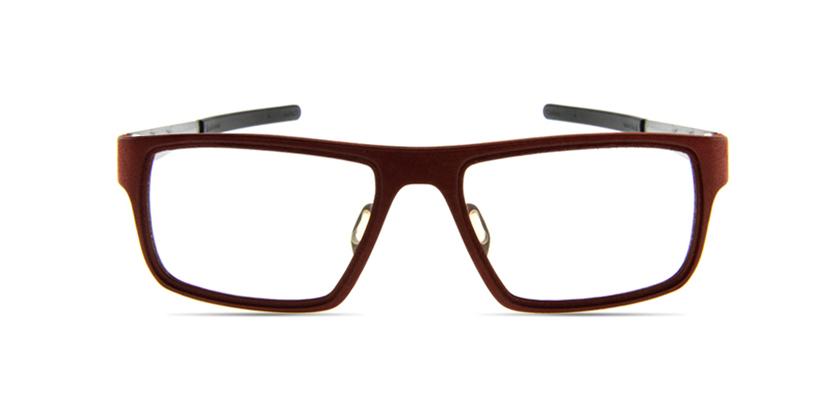 Blac BCPLUS24BORDEAUXRD Eyeglasses - Front View