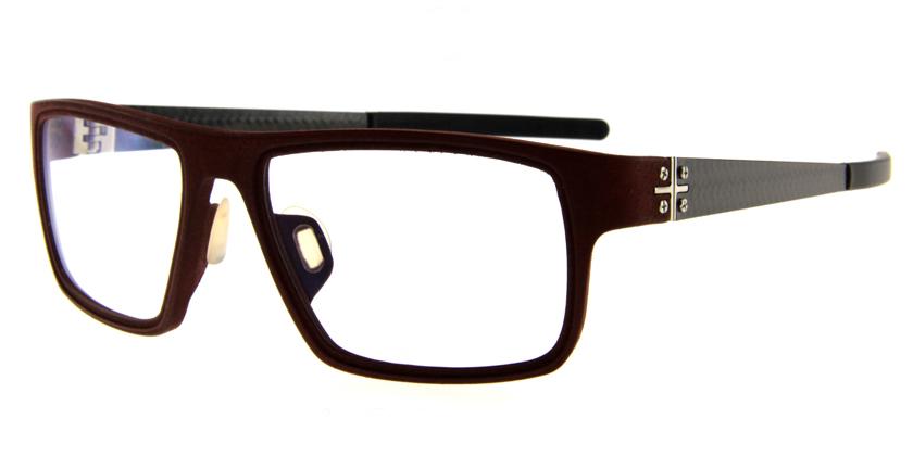 Blac BCPLUS24BORDEAUXRD Eyeglasses - 45 Degree View