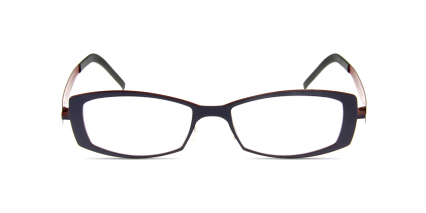 Blackfin BF459206 Eyeglasses - Front View