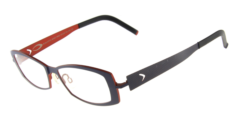 Blackfin BF459206 Eyeglasses - 45 Degree View