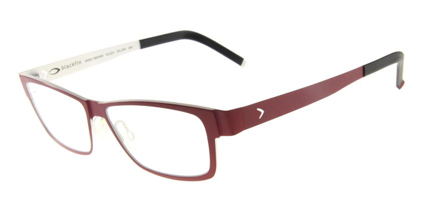 Blackfin BF650204 Eyeglasses - 45 Degree View