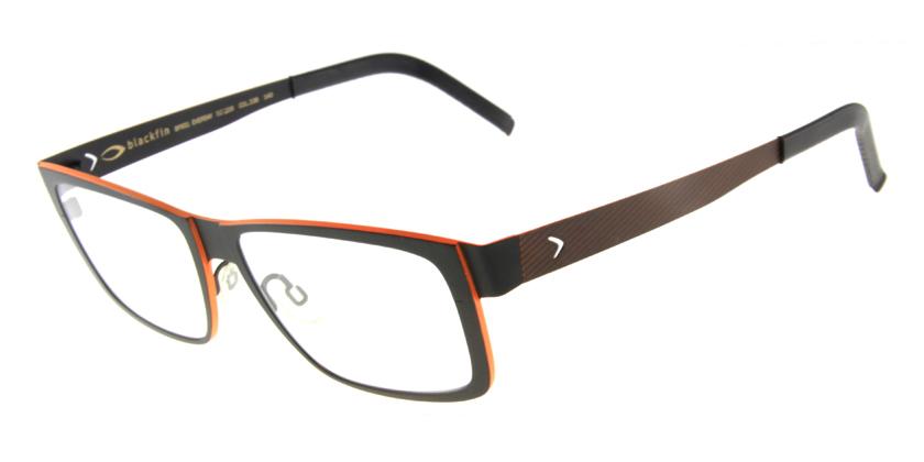 Blackfin BF651338 Eyeglasses - 45 Degree View