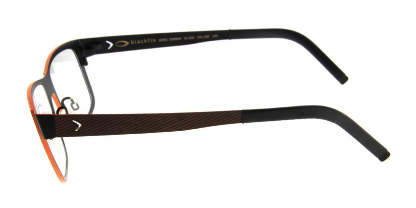 Blackfin BF651338 Eyeglasses - Side View