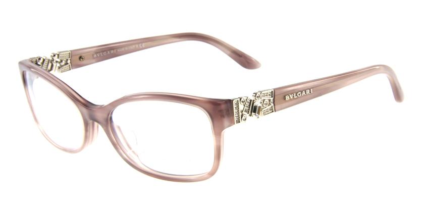 Bvlgari BV4069BA5236 Eyeglasses - 45 Degree View