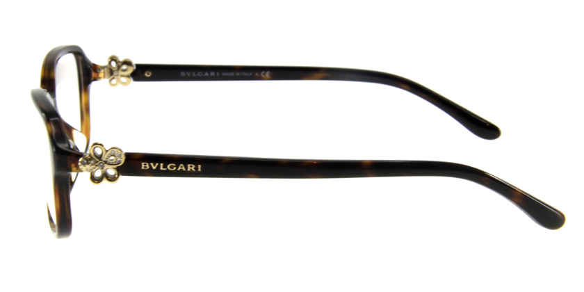 Bvlgari BV4072BF504 Eyeglasses - Side View