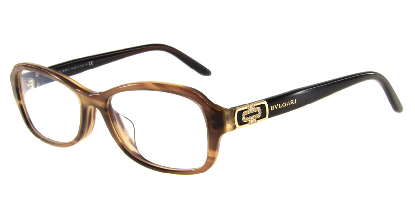 Bvlgari BV4076BF5240 Eyeglasses - 45 Degree View