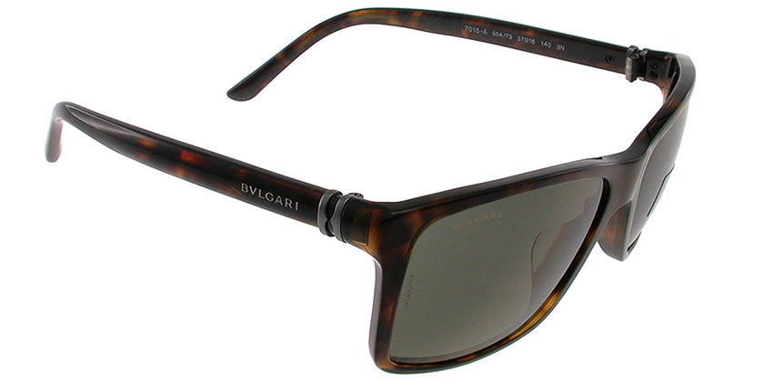 Bvlgari BV7015A50473 Sunglasses - 45 Degree View