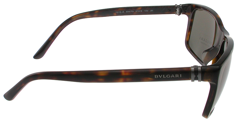 Bvlgari BV7015A50473 Sunglasses - Side View