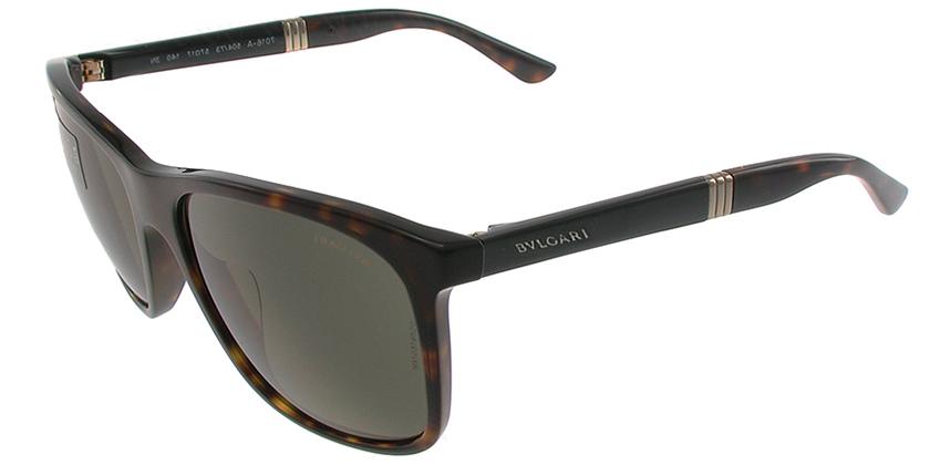 Bvlgari BV7016A50473 Sunglasses - 45 Degree View