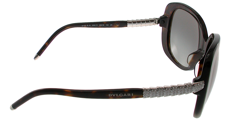 Bvlgari BV8105BA50411 Sunglasses - Side View