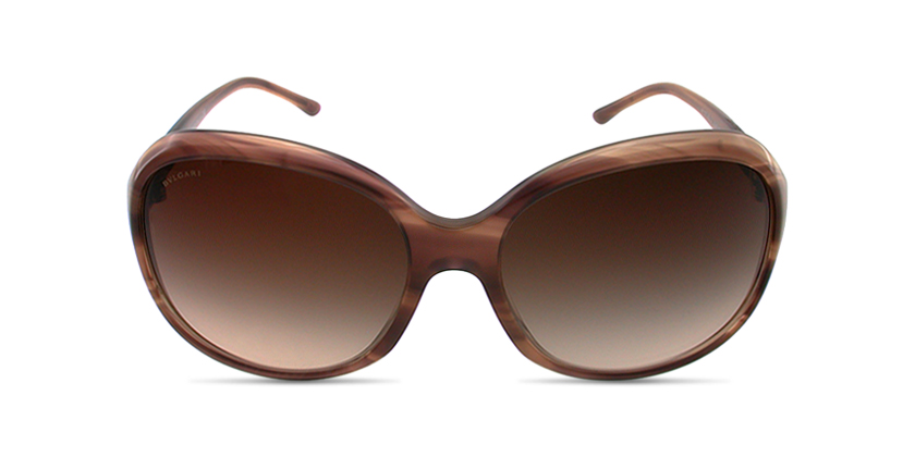 Bvlgari BV8107BA524013 Sunglasses - Front View