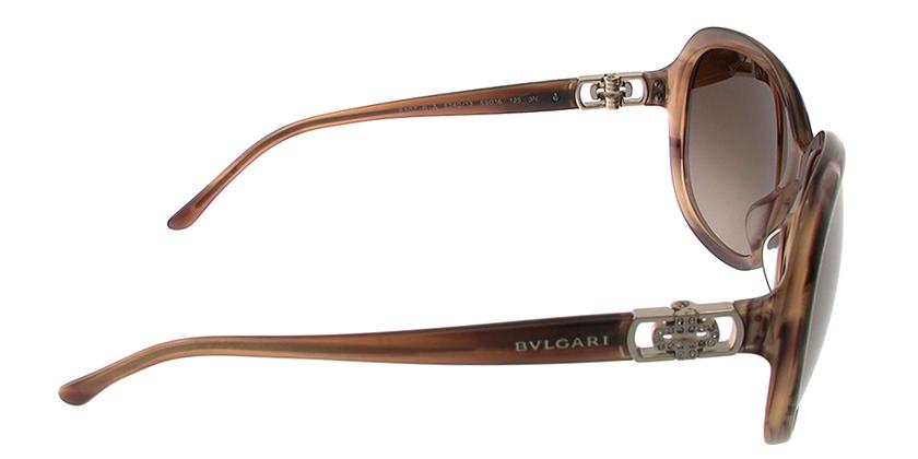Bvlgari BV8107BA524013 Sunglasses - Side View