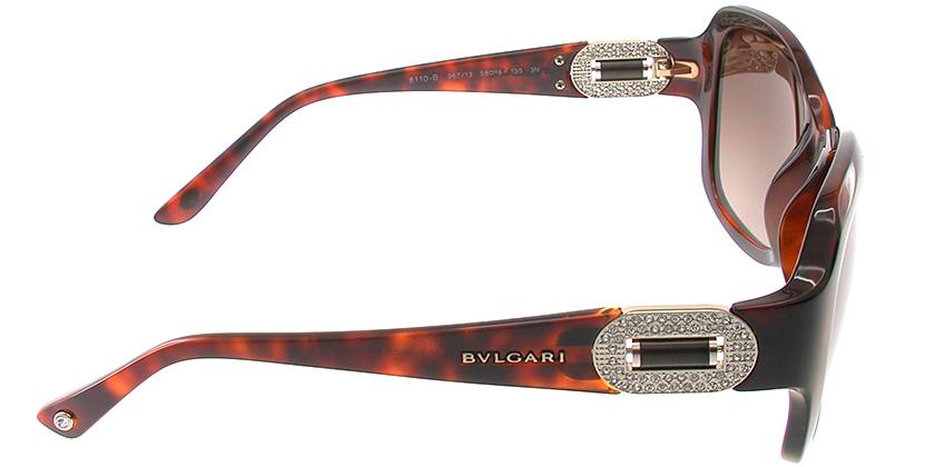 Bvlgari BV8110B96713 Sunglasses - Side View