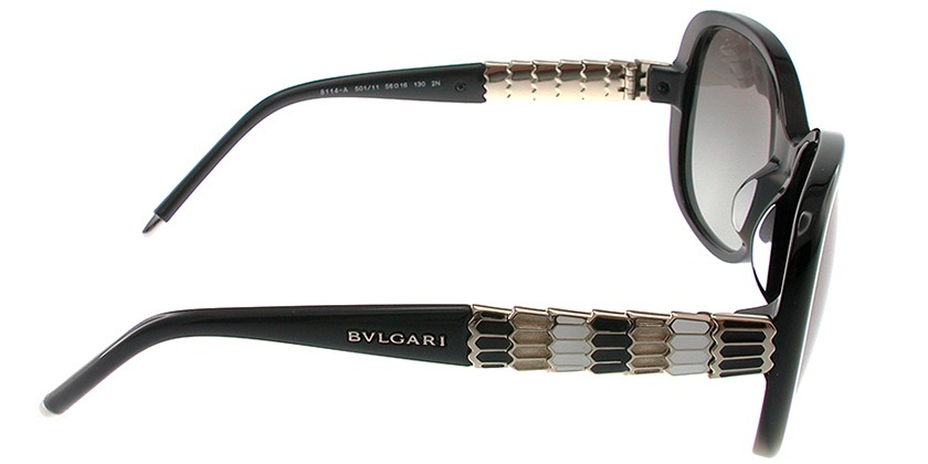 Bvlgari BV8114A50111 Sunglasses - Side View