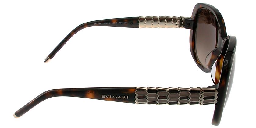 Bvlgari BV8114A50413 Sunglasses - Side View