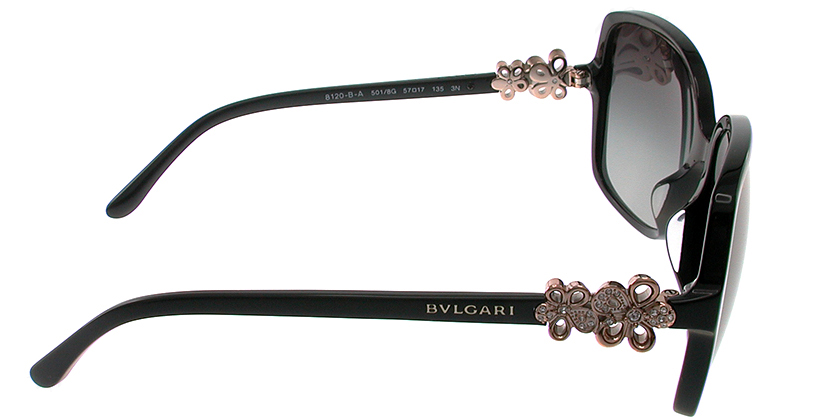 Bvlgari BV8120BA5018G Sunglasses - Side View