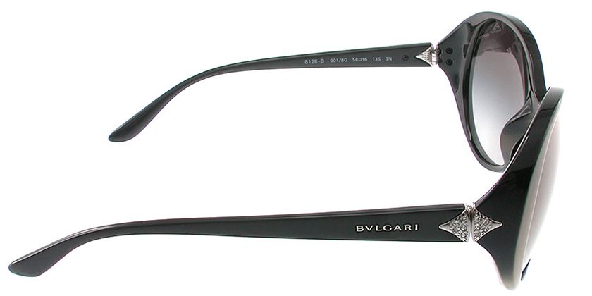 Bvlgari BV8128B9018G Sunglasses - Side View