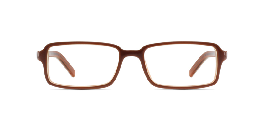 Cappuccino C1212AC58S60 Eyeglasses - Front View
