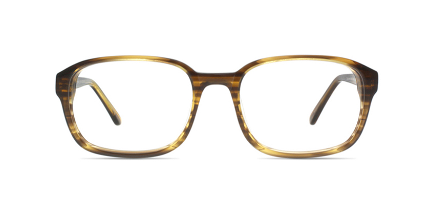 Cappuccino C1217AC10M Eyeglasses - Front View