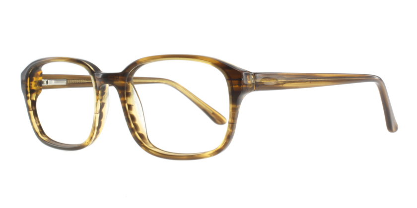 Cappuccino C1217AC10M Eyeglasses - 45 Degree View