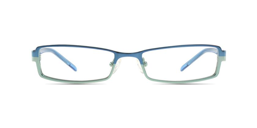 Cappuccino K805NAC2425 Eyeglasses - Front View