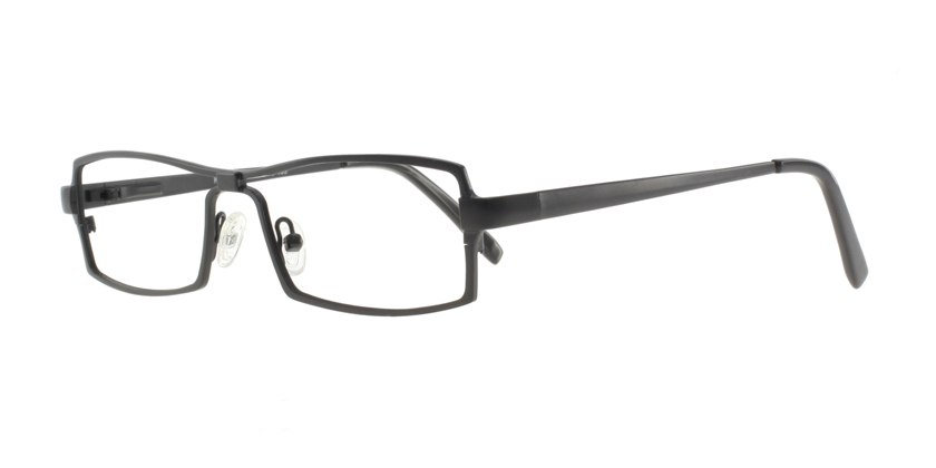 Cappuccino K817NC00 Eyeglasses - 45 Degree View