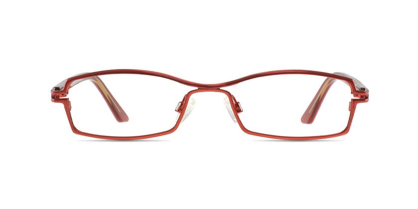 Cappuccino K818NAC51 Eyeglasses - Front View